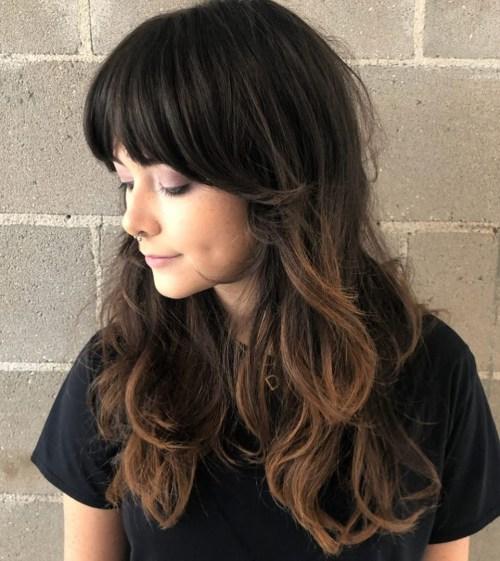 50 coupes de cheveux en couches mignonnes et sans effort avec une frange 5e4158222ee2c - 50 coupes de cheveux en couches mignonnes et sans effort avec une frange