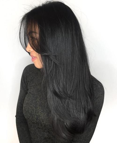 50 coupes de cheveux en couches mignonnes et sans effort avec une frange 5e415822e1d4c - 50 coupes de cheveux en couches mignonnes et sans effort avec une frange