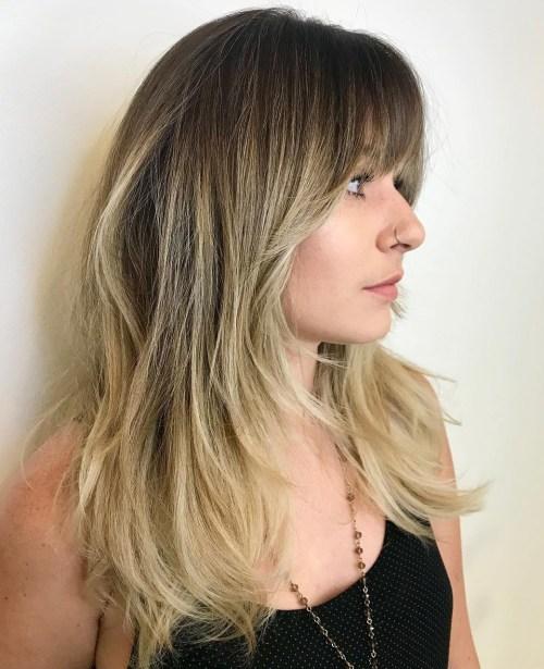 50 coupes de cheveux en couches mignonnes et sans effort avec une frange 5e41582365495 - 50 coupes de cheveux en couches mignonnes et sans effort avec une frange