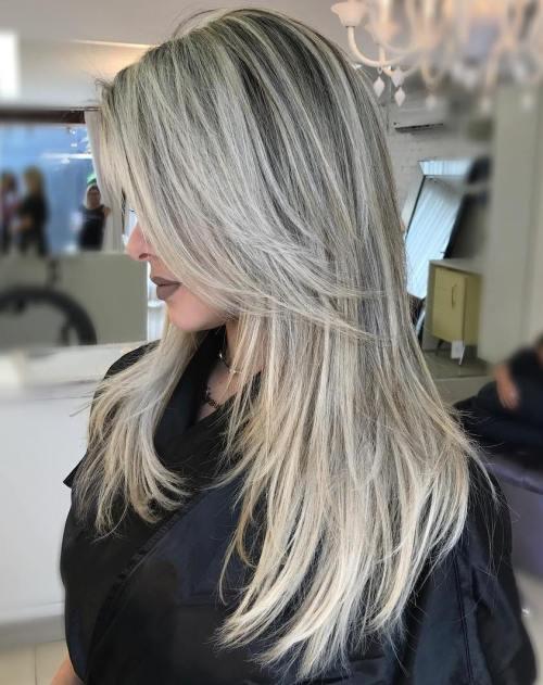 50 coupes de cheveux en couches mignonnes et sans effort avec une frange 5e41582498d48 - 50 coupes de cheveux en couches mignonnes et sans effort avec une frange
