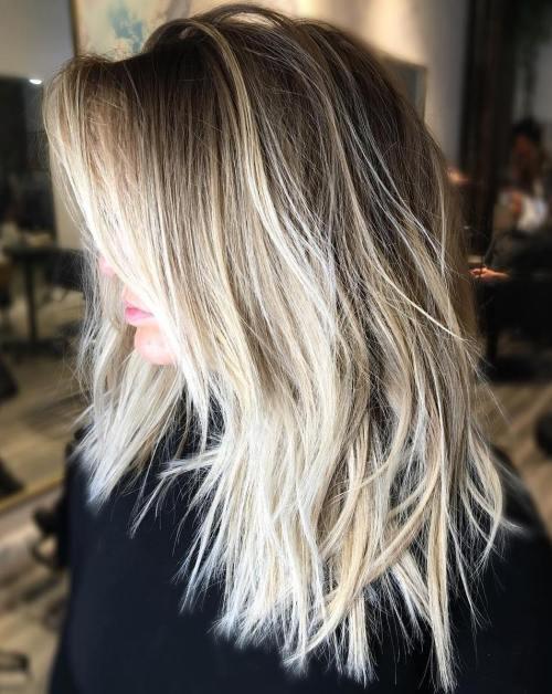 50 coupes de cheveux en couches mignonnes et sans effort avec une frange 5e415825502d3 - 50 coupes de cheveux en couches mignonnes et sans effort avec une frange