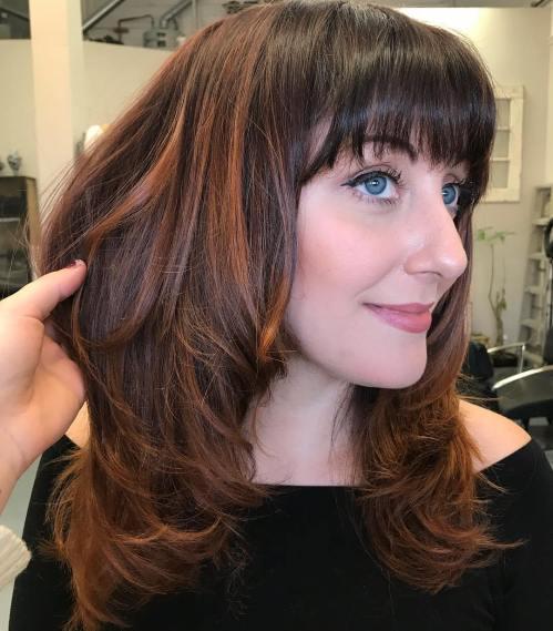 50 coupes de cheveux en couches mignonnes et sans effort avec une frange 5e41582601e8f - 50 coupes de cheveux en couches mignonnes et sans effort avec une frange