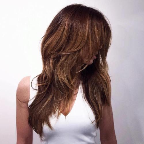 50 coupes de cheveux en couches mignonnes et sans effort avec une frange 5e415826b2c0c - 50 coupes de cheveux en couches mignonnes et sans effort avec une frange