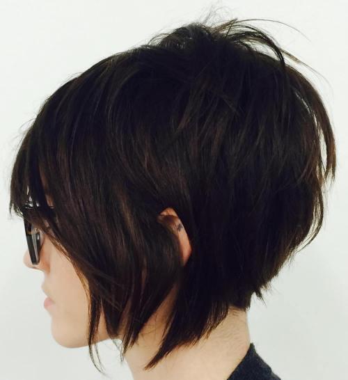 60 coiffures à cheveux courts que vous ne pouvez tout simplement pas manquer