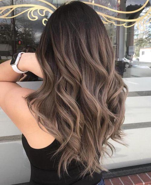 60 coiffures avec des cheveux brun fonce avec des reflets 5e42810e9f4f0 - 60 coiffures avec des cheveux brun foncé avec des reflets