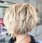 60 coiffures Bob belles et pratiques - Coupe de cheveux mi long