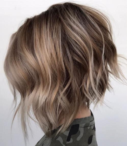 60 coiffures bob belles et pratiques 5e414ae886a71 - 60 coiffures Bob belles et pratiques - Coupe de cheveux mi long