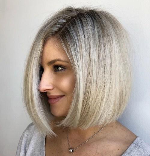 60 coiffures bob belles et pratiques 5e414aea5bc32 - 60 coiffures Bob belles et pratiques - Coupe de cheveux mi long
