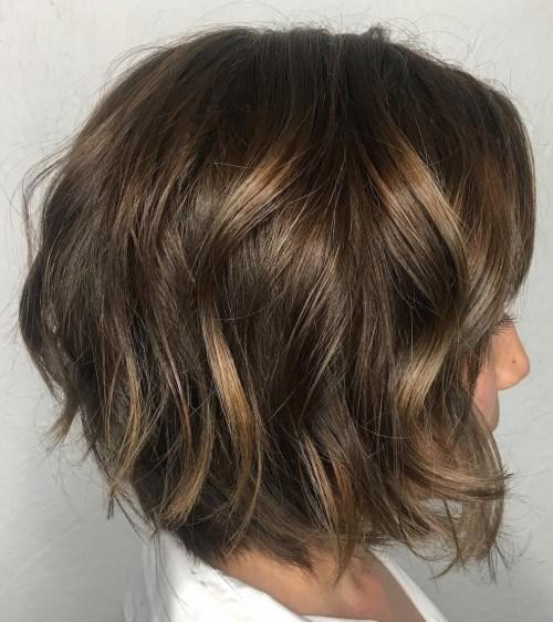 60 coiffures bob belles et pratiques 5e414aee647c0 - 60 coiffures Bob belles et pratiques - Coupe de cheveux mi long