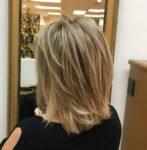 60 coiffures coupe cheveux mi long amusantes et flatteuses pour les femmes