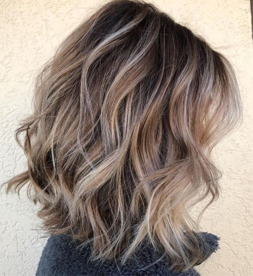 60 coiffures moyennes amusantes et flatteuses pour les femmes 5e414c04a673a - 60 coiffures coupe cheveux mi long amusantes et flatteuses pour les femmes