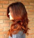 60 couleurs de cheveux Auburn pour souligner votre individualité