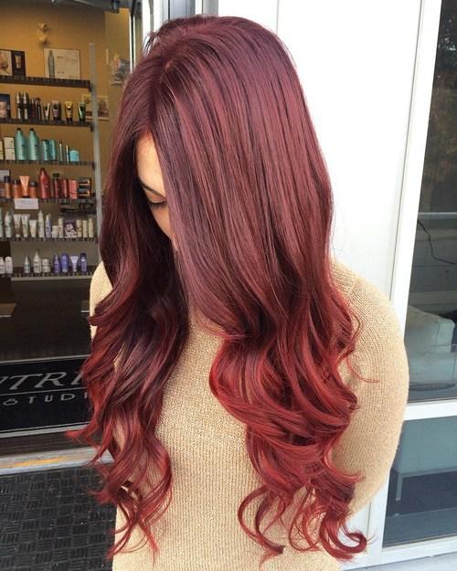 60 couleurs de cheveux auburn pour souligner votre individualite 5e42817cba164 - 60 couleurs de cheveux Auburn pour souligner votre individualité
