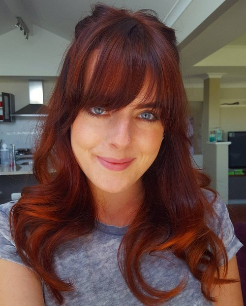 60 couleurs de cheveux auburn pour souligner votre individualite 5e42817cd8827 - 60 couleurs de cheveux Auburn pour souligner votre individualité