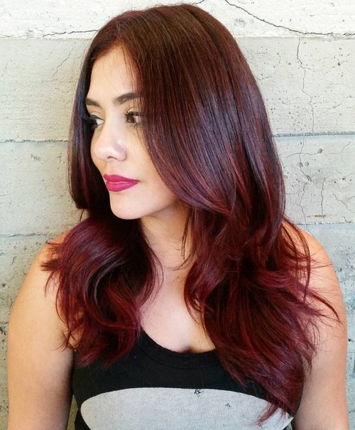 60 couleurs de cheveux auburn pour souligner votre individualite 5e42817dac009 - 60 couleurs de cheveux Auburn pour souligner votre individualité