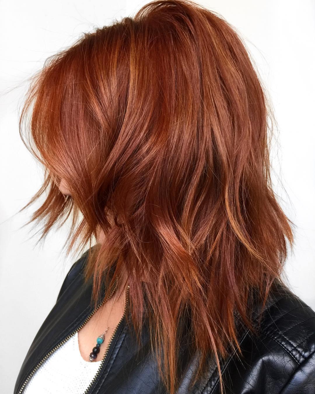 60 couleurs de cheveux auburn pour souligner votre individualite 5e42817fba9d3 - 60 couleurs de cheveux Auburn pour souligner votre individualité