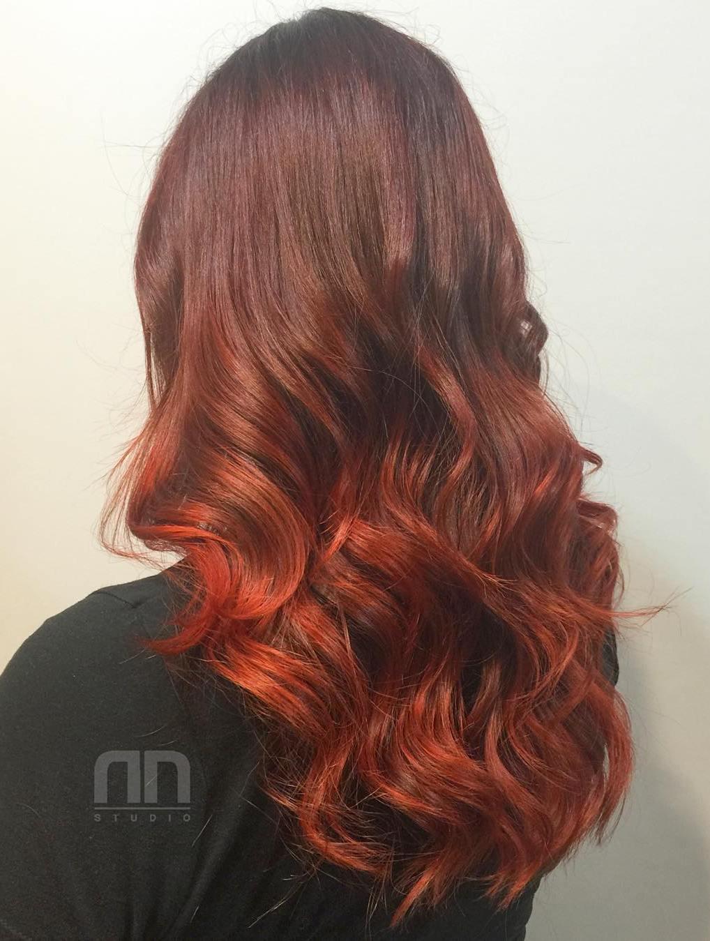 60 couleurs de cheveux auburn pour souligner votre individualite 5e4281808f221 - 60 couleurs de cheveux Auburn pour souligner votre individualité