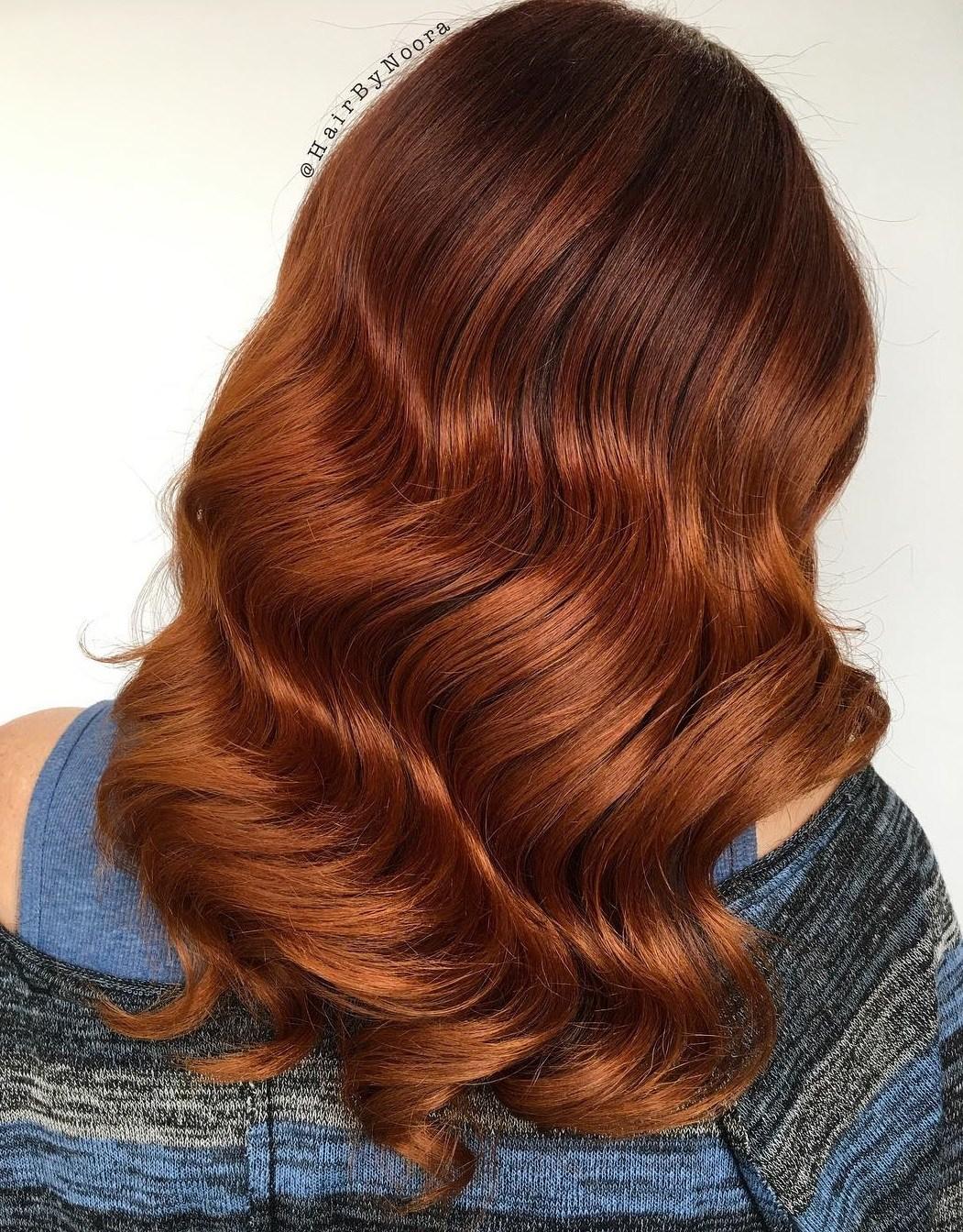 60 couleurs de cheveux auburn pour souligner votre individualite 5e4281815e66d - 60 couleurs de cheveux Auburn pour souligner votre individualité