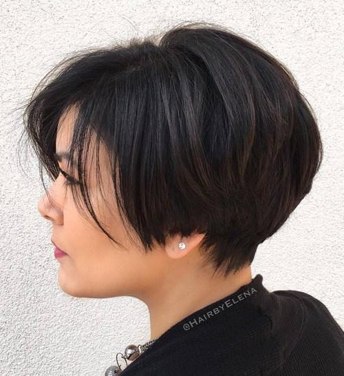 60 coupes de cheveux courtes et coiffures chics pour les cheveux epais 5e4142b9aeb13 - 60 coupes de cheveux courtes et coiffures chics pour les cheveux épais