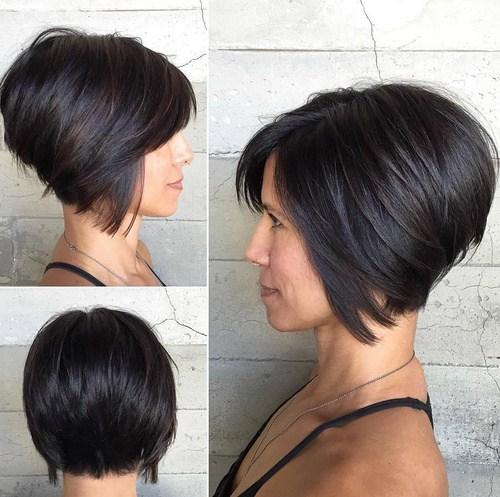 60 coupes de cheveux courtes et coiffures chics pour les cheveux epais 5e4142b9e80b4 - 60 coupes de cheveux courtes et coiffures chics pour les cheveux épais