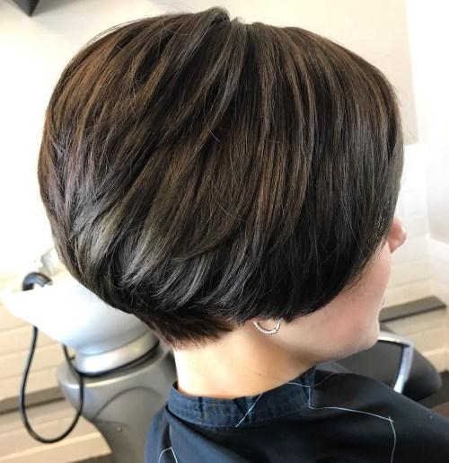 60 coupes de cheveux courtes et coiffures chics pour les cheveux epais 5e4142ba2cae7 - 60 coupes de cheveux courtes et coiffures chics pour les cheveux épais