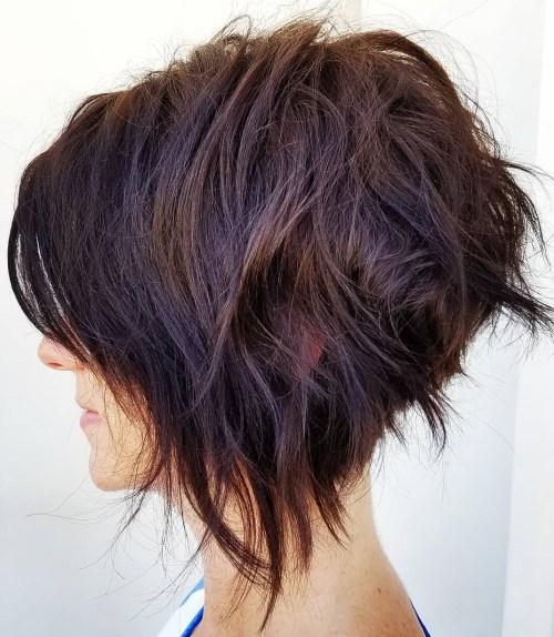 60 coupes de cheveux courtes et coiffures chics pour les cheveux epais 5e4142ba47b04 - 60 coupes de cheveux courtes et coiffures chics pour les cheveux épais