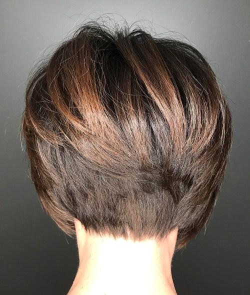 60 coupes de cheveux courtes et coiffures chics pour les cheveux epais 5e4142ba64076 - 60 coupes de cheveux courtes et coiffures chics pour les cheveux épais