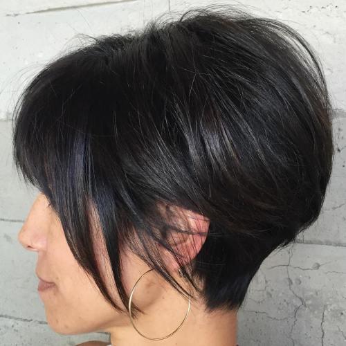 60 coupes de cheveux courtes et coiffures chics pour les cheveux epais 5e4142ba7fdb8 - 60 coupes de cheveux courtes et coiffures chics pour les cheveux épais