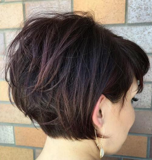 60 coupes de cheveux courtes et coiffures chics pour les cheveux epais 5e4142ba9ad26 - 60 coupes de cheveux courtes et coiffures chics pour les cheveux épais