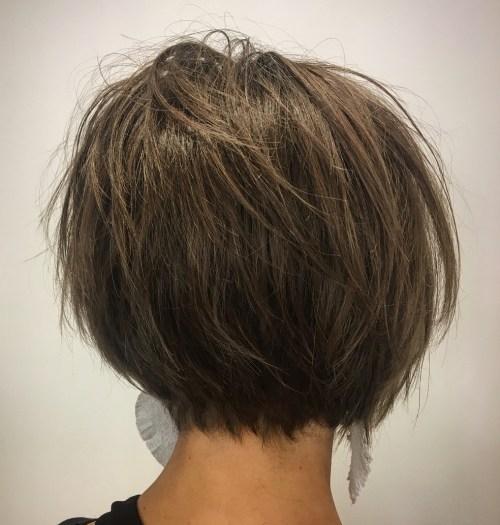 60 coupes de cheveux courtes et coiffures chics pour les cheveux epais 5e4142baefebb - 60 coupes de cheveux courtes et coiffures chics pour les cheveux épais