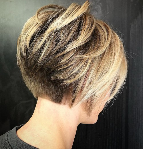 60 coupes de cheveux courtes et coiffures chics pour les cheveux epais 5e4142bbbf950 - 60 coupes de cheveux courtes et coiffures chics pour les cheveux épais