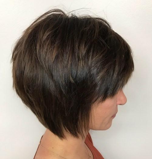 60 coupes de cheveux courtes et coiffures chics pour les cheveux epais 5e4142bc8d18e - 60 coupes de cheveux courtes et coiffures chics pour les cheveux épais