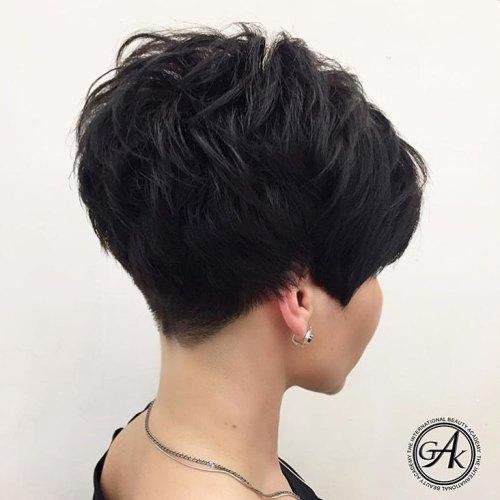 60 coupes de cheveux courtes et coiffures chics pour les cheveux epais 5e4142bcc3363 - 60 coupes de cheveux courtes et coiffures chics pour les cheveux épais