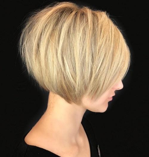 60 coupes de cheveux courtes et coiffures chics pour les cheveux epais 5e4142bd3cf2c - 60 coupes de cheveux courtes et coiffures chics pour les cheveux épais