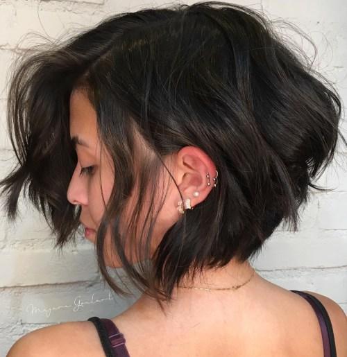 60 coupes de cheveux courtes et coiffures chics pour les cheveux epais 5e4142bdaf839 - 60 coupes de cheveux courtes et coiffures chics pour les cheveux épais