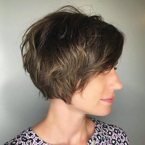 60 coupes de cheveux courtes et coiffures chics pour les cheveux epais 5e4142bde69c6 - 60 coupes de cheveux courtes et coiffures chics pour les cheveux épais