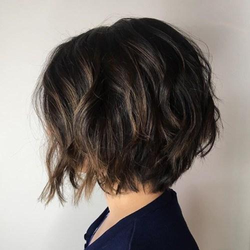 60 coupes de cheveux courtes et coiffures chics pour les cheveux epais 5e4142be12806 - 60 coupes de cheveux courtes et coiffures chics pour les cheveux épais