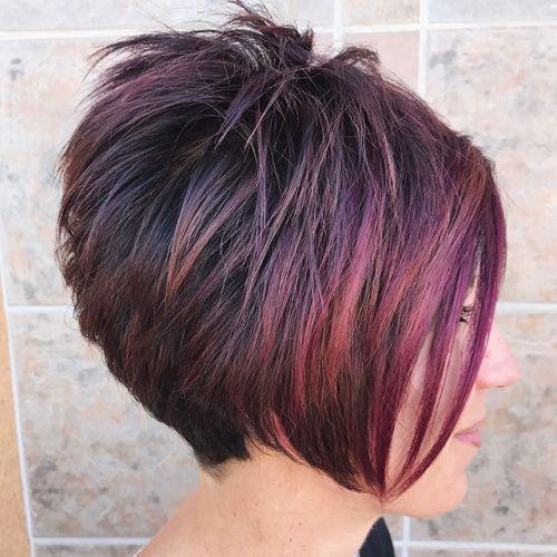 60 coupes de cheveux courtes et coiffures chics pour les cheveux epais 5e4142be496fa - 60 coupes de cheveux courtes et coiffures chics pour les cheveux épais