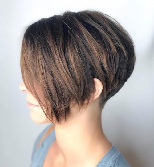 60 coupes de cheveux courtes et coiffures chics pour les cheveux epais 5e4142bed4a34 - 60 coupes de cheveux courtes et coiffures chics pour les cheveux épais