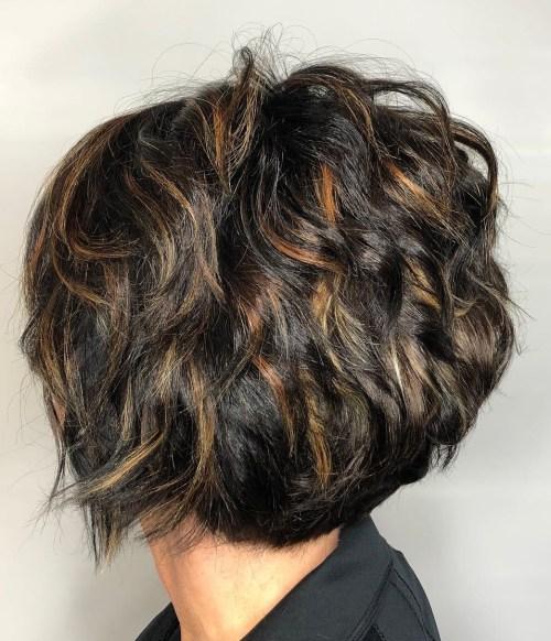 60 coupes de cheveux courtes et coiffures chics pour les cheveux epais 5e4142bef0910 - Prendre soin de la peau de bébé avec de l'huile de Calendula