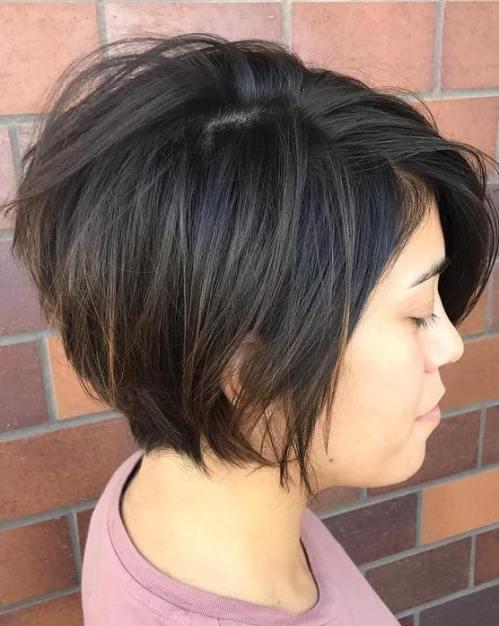 60 coupes de cheveux courtes et coiffures chics pour les cheveux epais 5e4142bf3ddae - 60 coupes de cheveux courtes et coiffures chics pour les cheveux épais