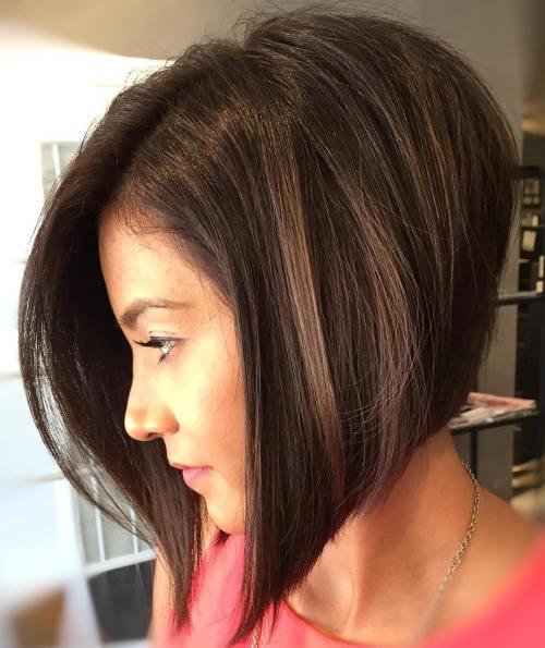 60 coupes de cheveux courtes et coiffures chics pour les cheveux epais 5e4142bf59434 - 60 coupes de cheveux courtes et coiffures chics pour les cheveux épais