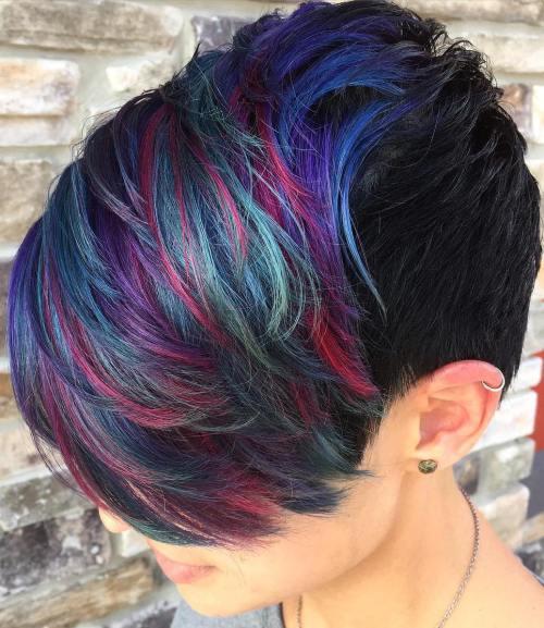 60 coupes de cheveux courtes et coiffures chics pour les cheveux epais 5e4142bf740f6 - 60 coupes de cheveux courtes et coiffures chics pour les cheveux épais