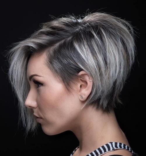60 coupes de cheveux courtes et coiffures chics pour les cheveux epais 5e4142c010a24 - 60 coupes de cheveux courtes et coiffures chics pour les cheveux épais