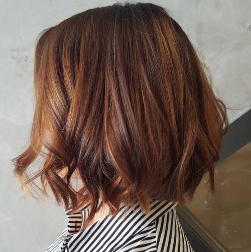 60 looks avec des reflets caramel sur les cheveux bruns et brun fonce 5e428142489a6 - 60 looks avec des reflets caramel sur les cheveux bruns et brun foncé
