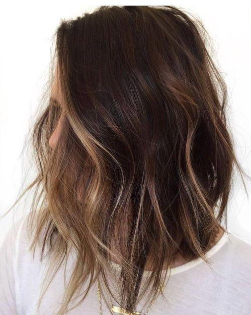 60 looks avec des reflets caramel sur les cheveux bruns et brun fonce 5e428142d5d5d - 60 looks avec des reflets caramel sur les cheveux bruns et brun foncé