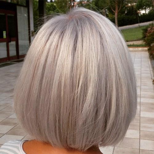 60 magnifiques styles de cheveux gris 5e4281247d08c - 60 magnifiques styles de cheveux gris - Coloration et teinture
