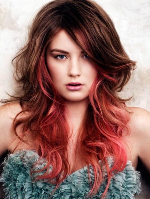 60 meilleures idees de couleur de cheveux ombre pour les cheveux blonds bruns rouges et noirs 5e4281a68954a - Qu'est ce que je cuisine ce soir ? Des frites au four, vinaigre balsamique et fleur de sel