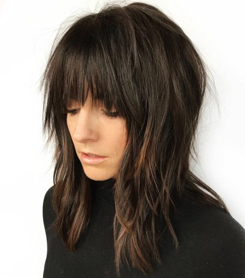 60 meilleures variations dune coupe de cheveux moyenne pour votre style distinctif 5e414ad163741 - Zoom sur une créatrice lunaire : Géraldine Alix