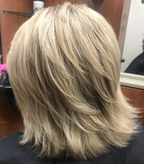 """60 meilleures variations dune coupe de cheveux moyenne pour votre style distinctif 5e414ad3f2af1 - Quand Vivien Paille nous mijote de bons petits plats... """"minute"""" !"""